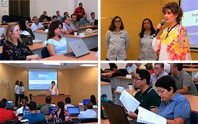 Inicia en la URC el taller de interpretación de resultados del EXHCOBA